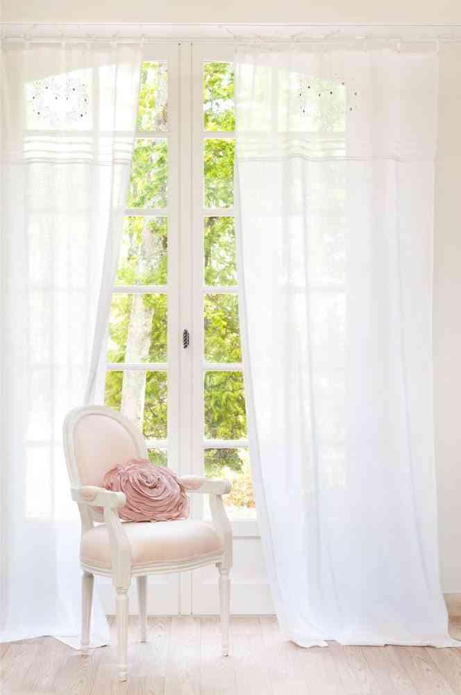 trabajos de bricolaje cortinas maisons