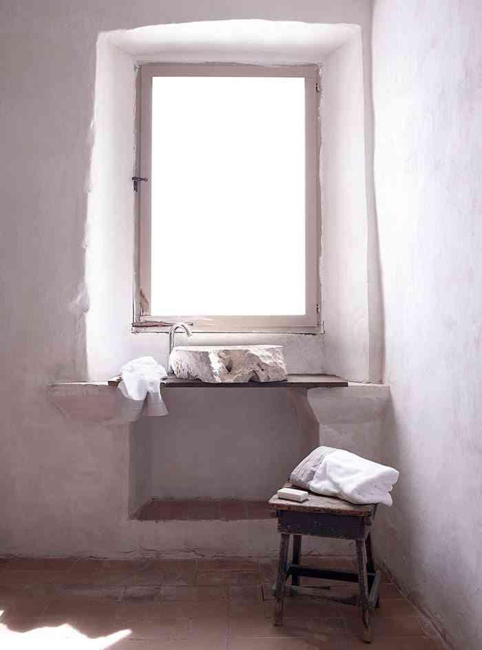 interiores de casas rusticas detalle ventana zara home