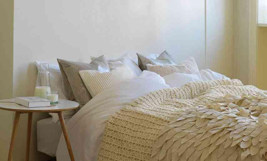 piso pequeno dormitorio jotun