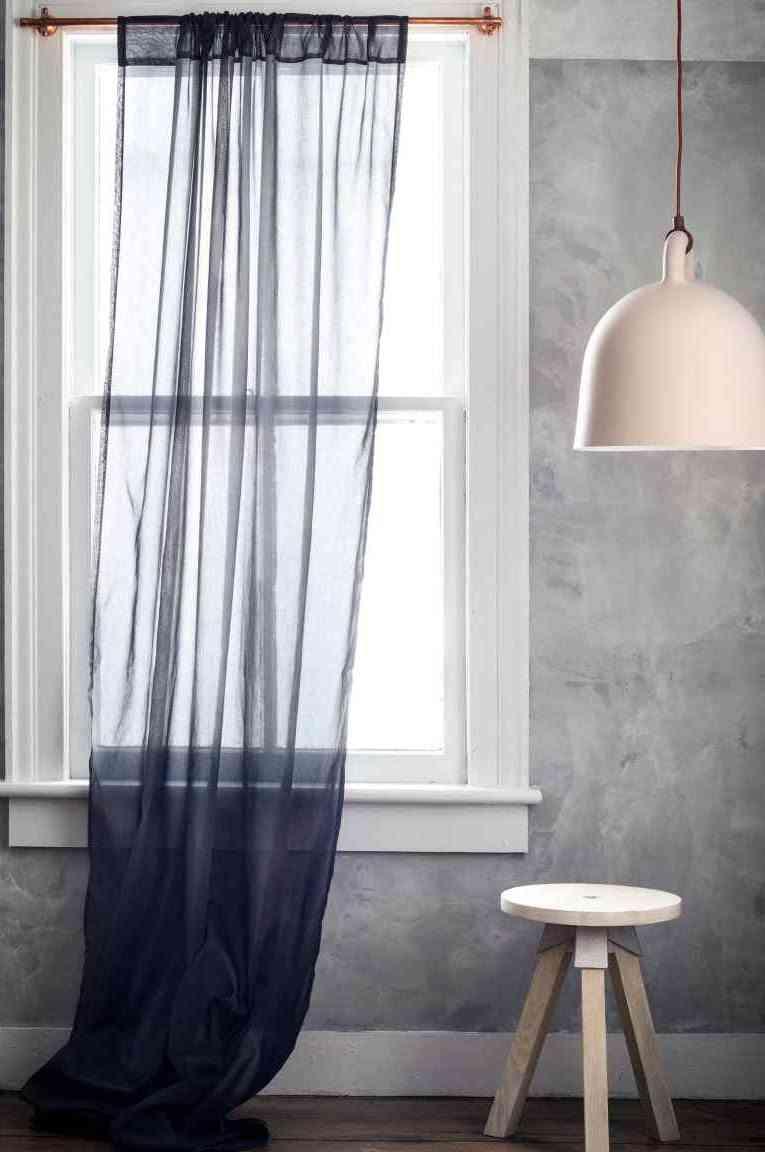 tela para las cortinas hm cortina