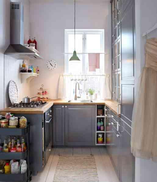 cocina ikea riel cocina cmo lograr tener la cocina en orden