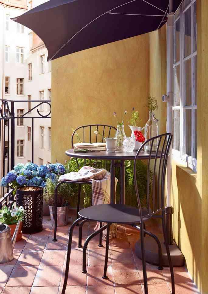mejorar la terraza ikea terraza