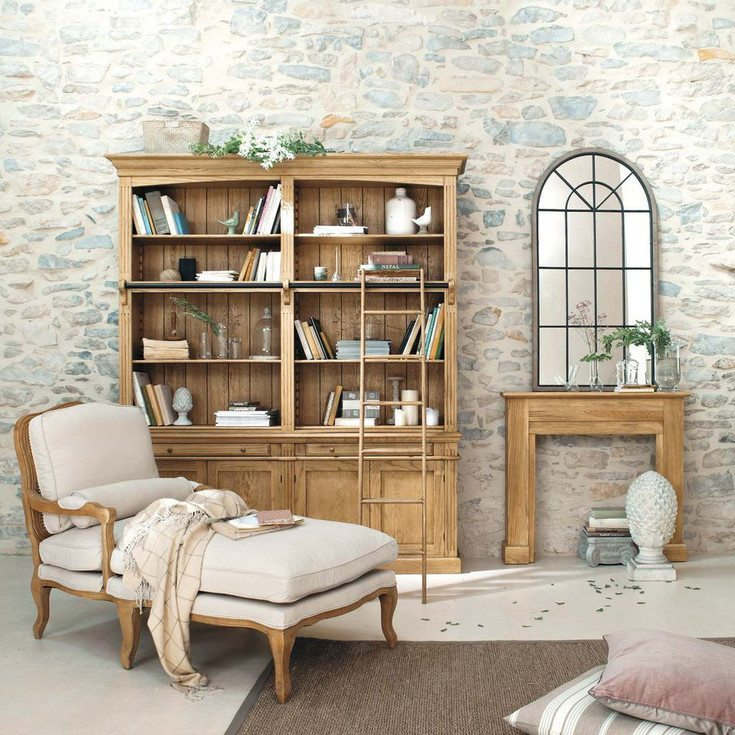 muebles de madera maisons du monde