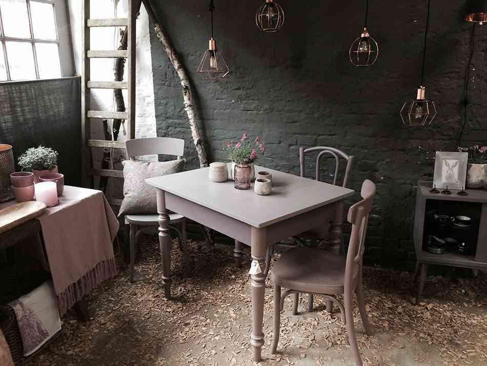 muebles de madera vintage