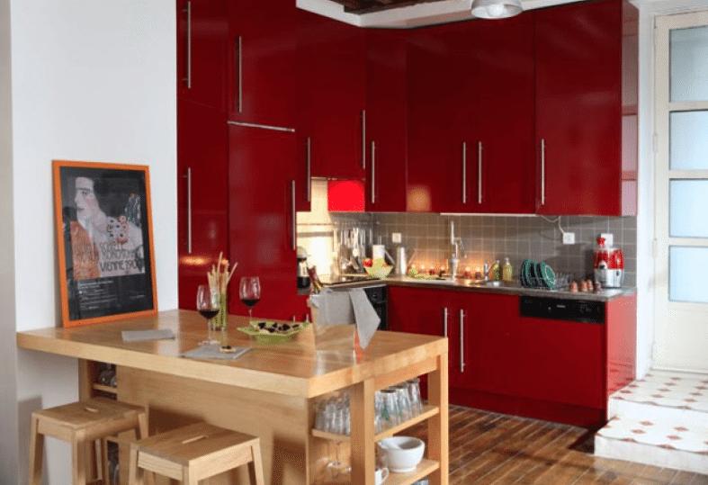 Color aguamarina para paredes venecitas importadas x for Cocinas importadas