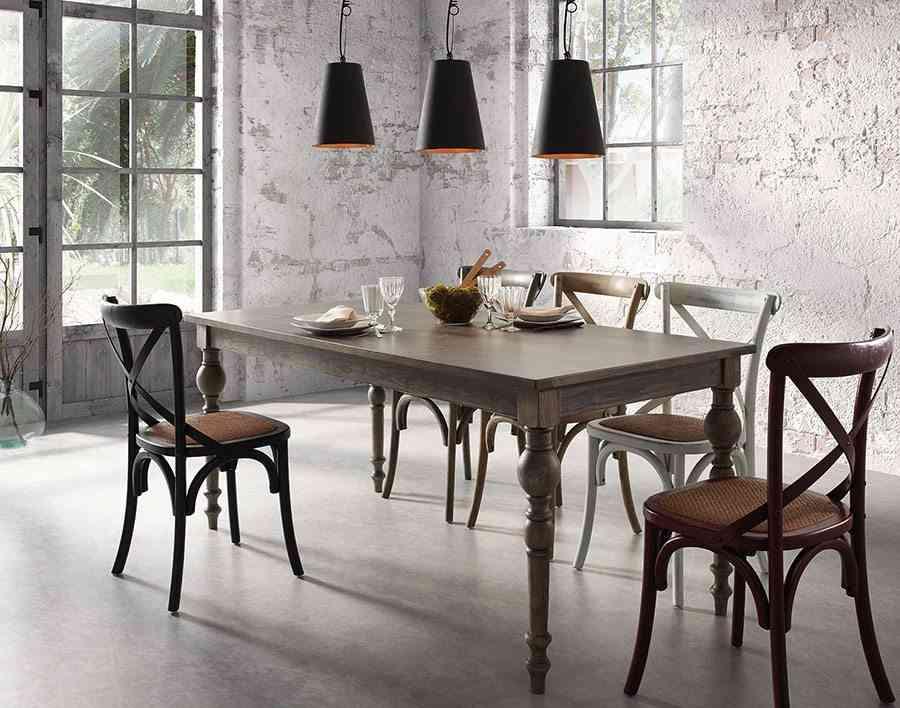 muebles de madera portobello street