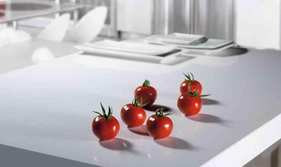 mantener tu encimera silestone tomates