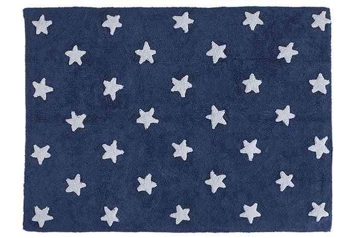 tienda on line silueta estrellas azul