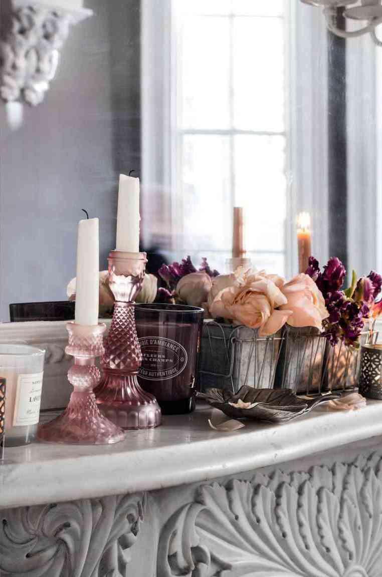 casa huela siempre bien velas aromaticas hm
