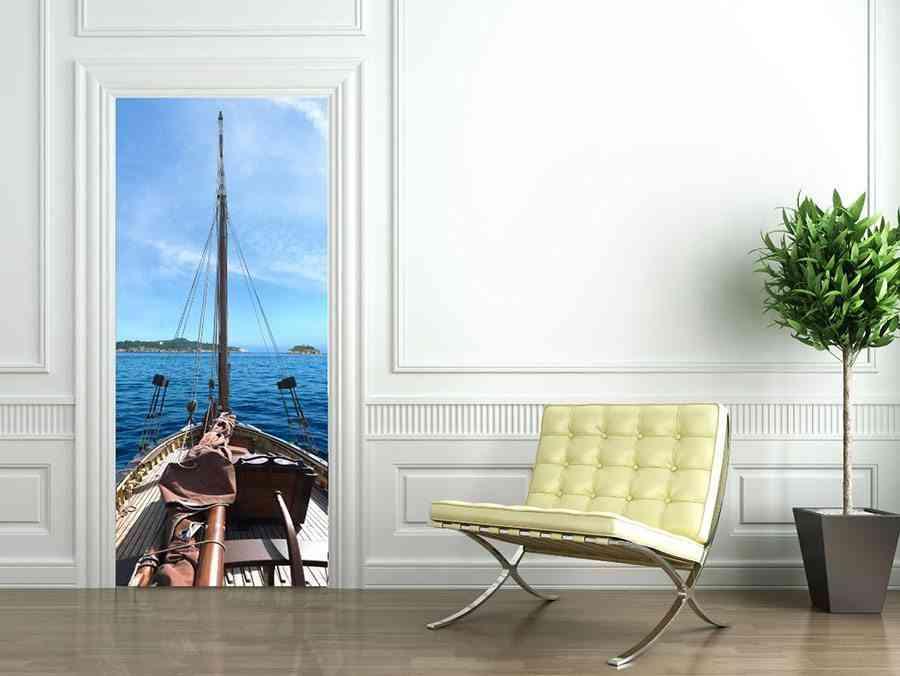 decora tu casa vinilo puerta decopraktik