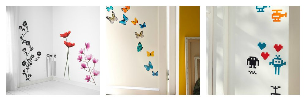 Vinilos para pared leroy merlin with vinilos para pared - Vinilos decorativos pared leroy merlin ...
