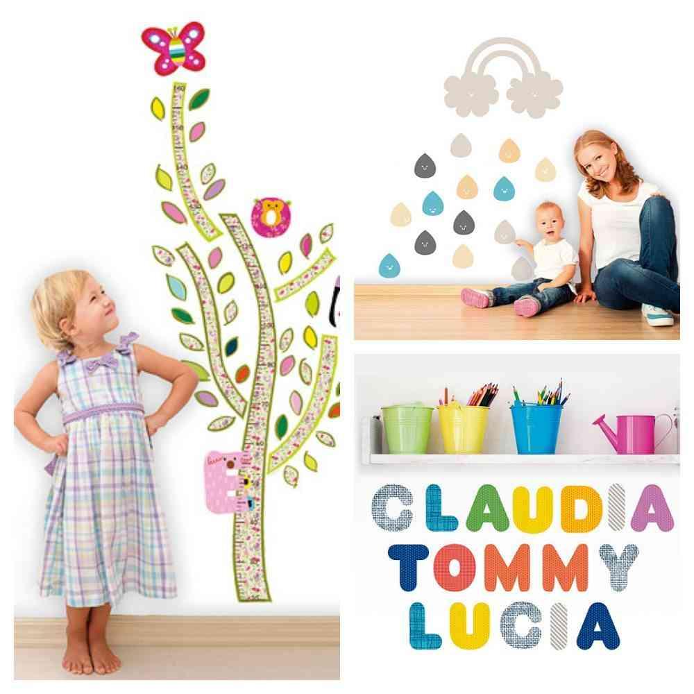 comprar vinilos decorativos- Vinilos decorativos infantiles de Imaginarium