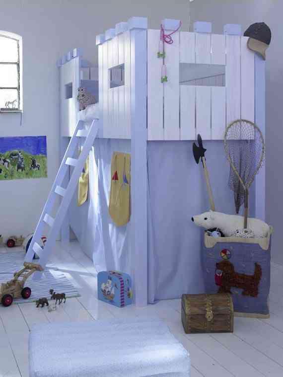 muebles infantiles de diseño cama castillo car mobel
