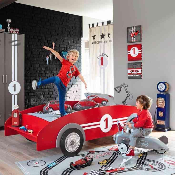 muebles infantiles de diseño cama coche maisons
