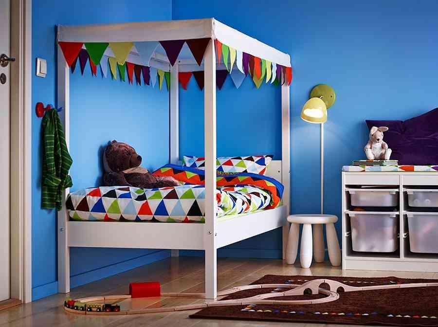 muebles infantiles de diseño cama ovre ikea