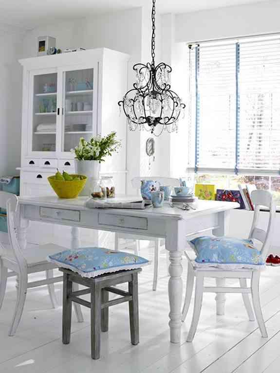 las venecianas de aluminio unas cortinas de cocina modernas a tener en cuenta