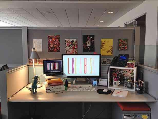 Ideas y trucos para organizar un espacio de trabajo for Decoracion de espacios de trabajo