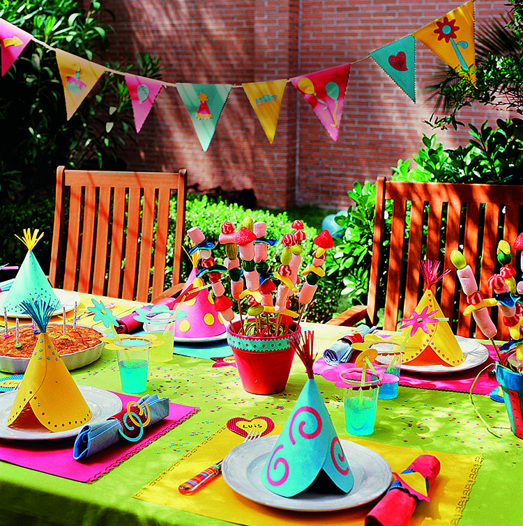 Ideas para decorar fiestas infantiles y triunfar for Todo ideas originales para decorar
