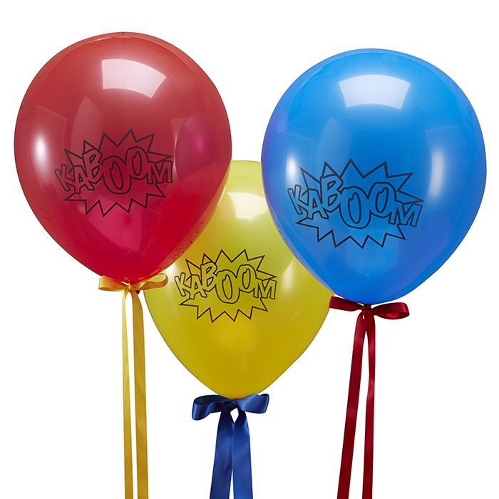 fiestas de cumpleanos originales globos
