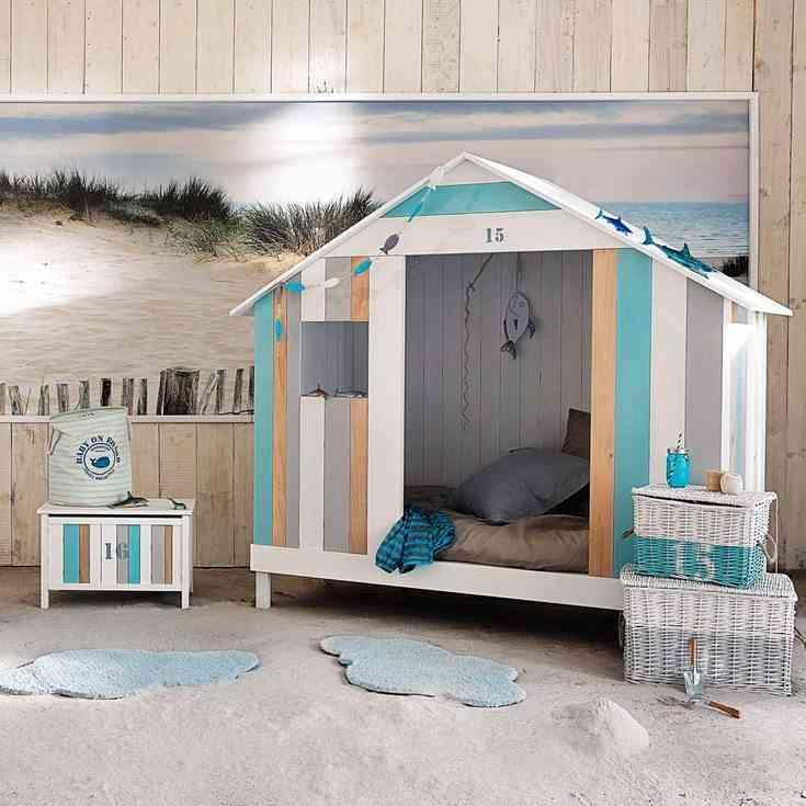 muebles infantiles de diseño maisons cama caseta