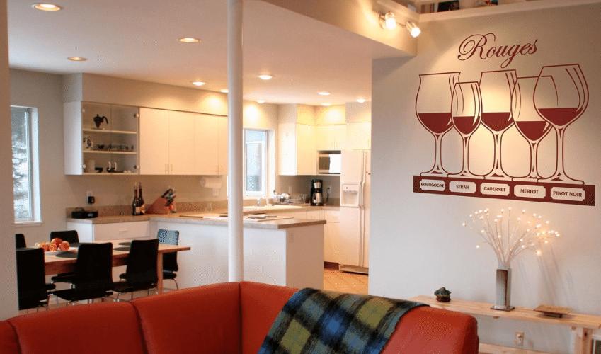 vinilo decorativo de copas