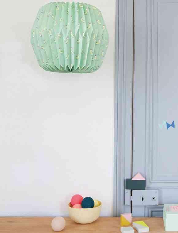 C mo decorar con pantallas de l mparas de techo - Lamparas de techo hechas en casa ...