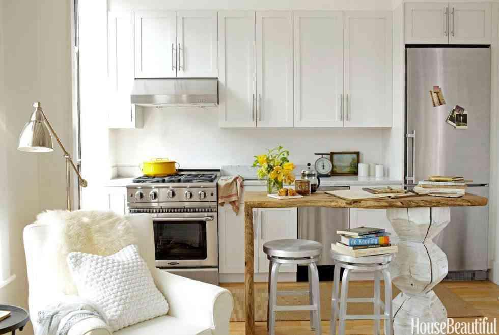 Consejos para decorar una cocina pequeña