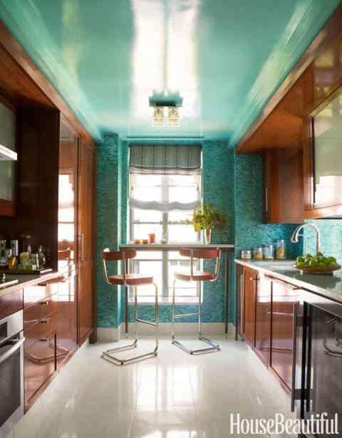 Ideas para decorar una cocina pequeña