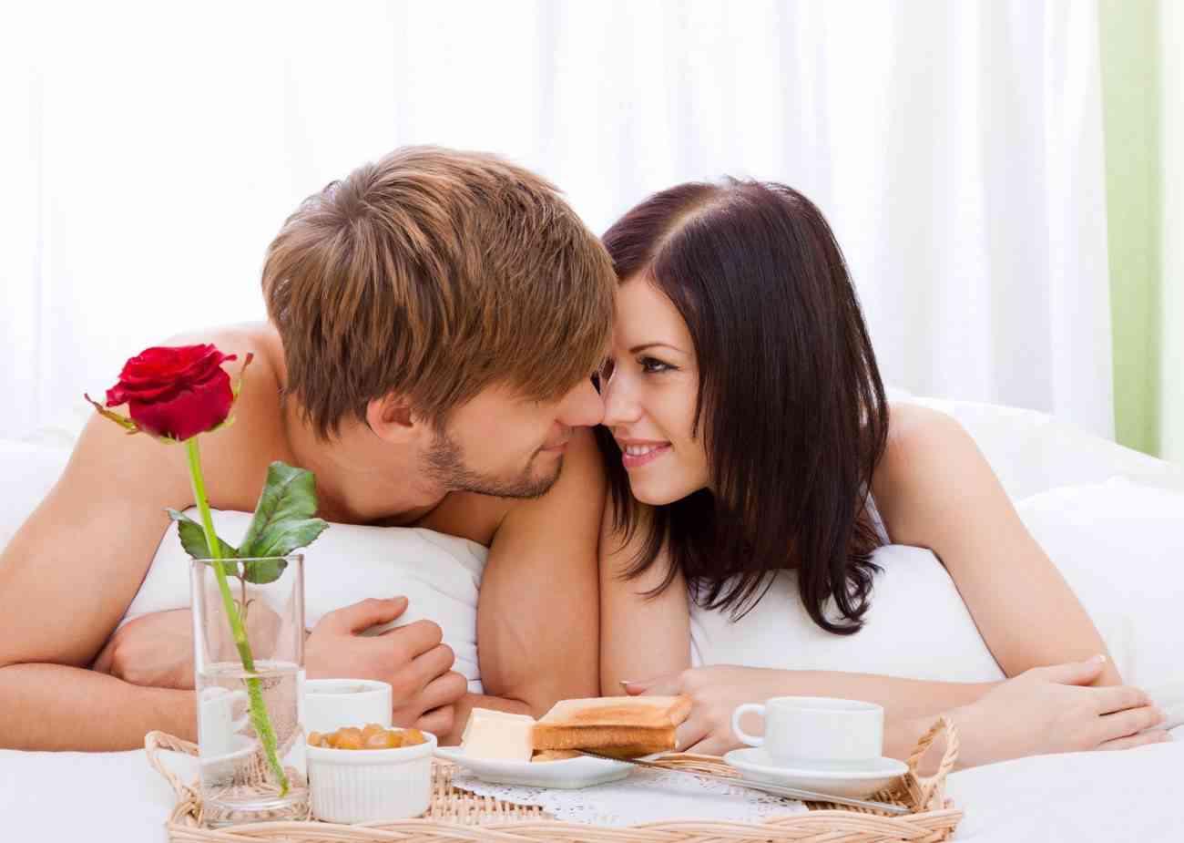 crear un ambiente romántico