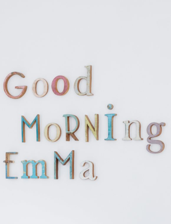 letreros infantiles para puertas good morning emma car mobel