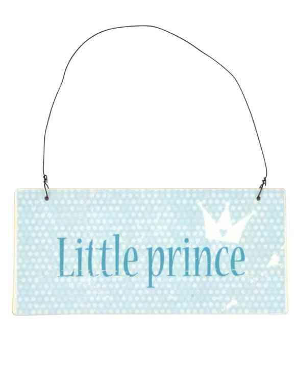 letreros infantiles para puertas little prince car mobel