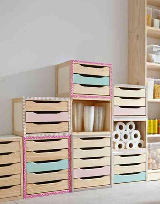 estanterias practicas lm madera diy