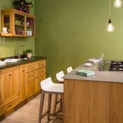 Mini islas para una cocina pequeña