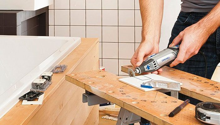 herramientas de bricolaje multiherramienta madera dremel