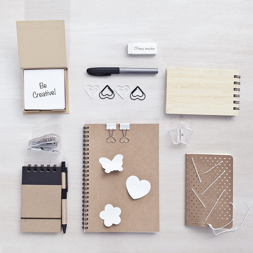 ideas de papeleria muymucho Papeleria2