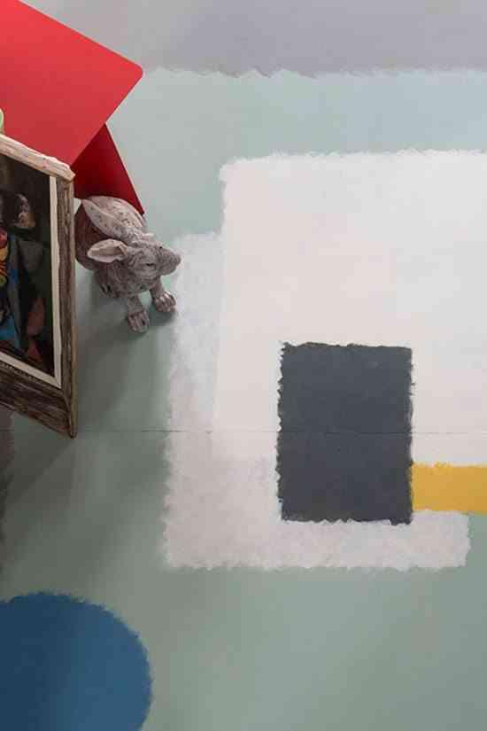 pintar los suelos prueba color