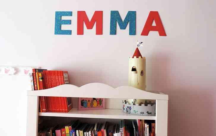 letreros infantiles para puertas recycrafts apertura
