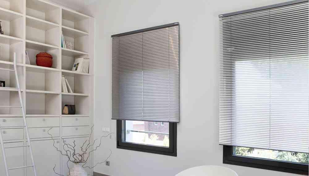 C mo decorar con persianas venecianas - Persianas venecianas de aluminio ...