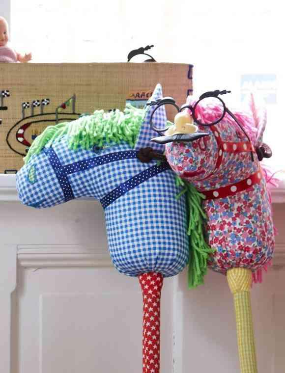 decorar las habitaciones infantiles caballo car mobel