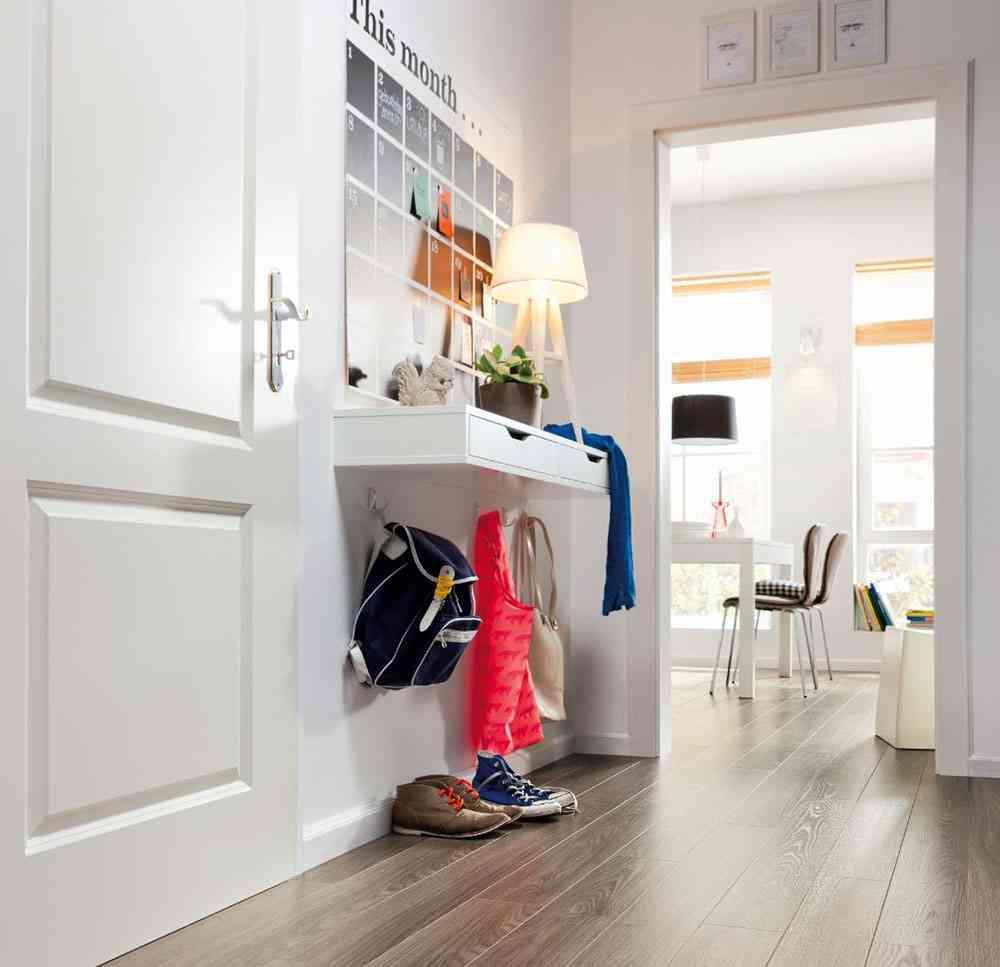 Cambia el estilo de tu casa con puertas de interior - Decoracion puertas blancas ...