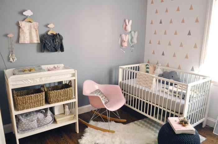 habitacin de bebe silla EAMES
