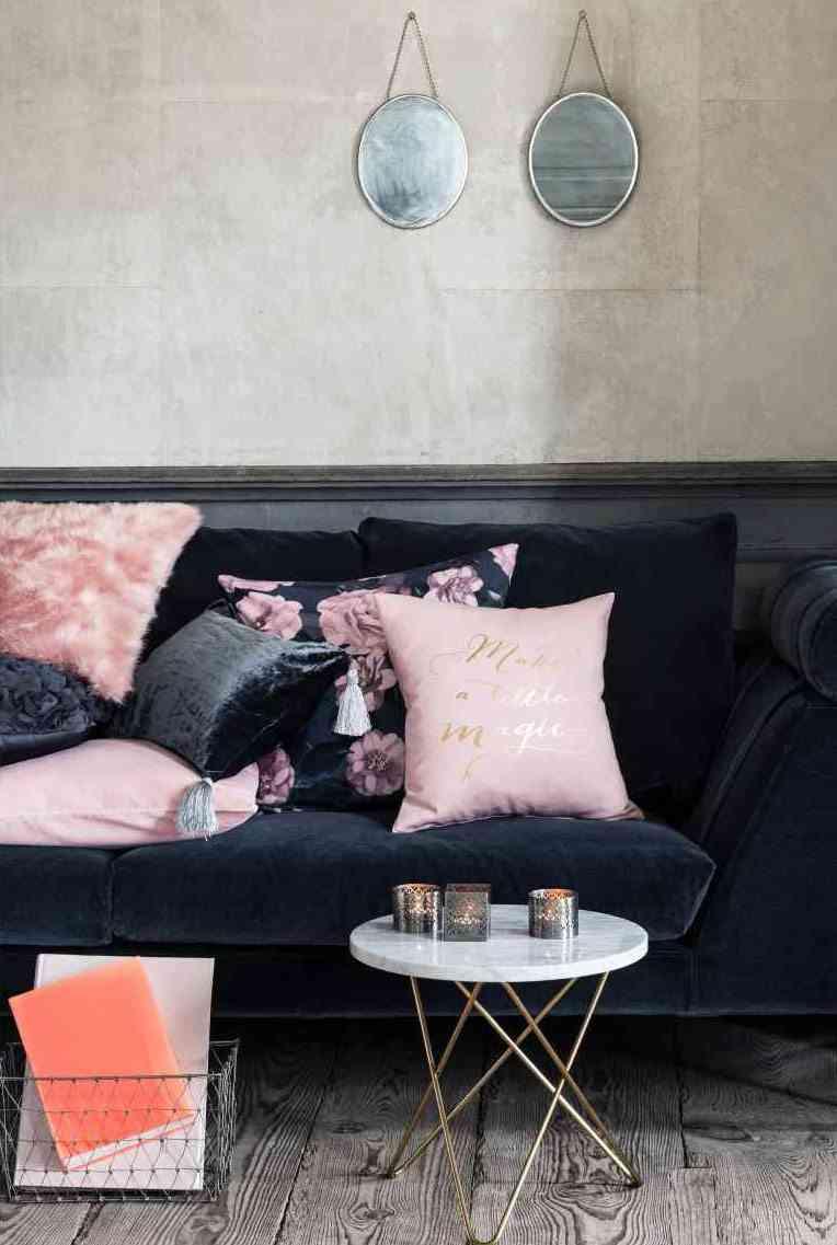 textiles de la casa hm sofa