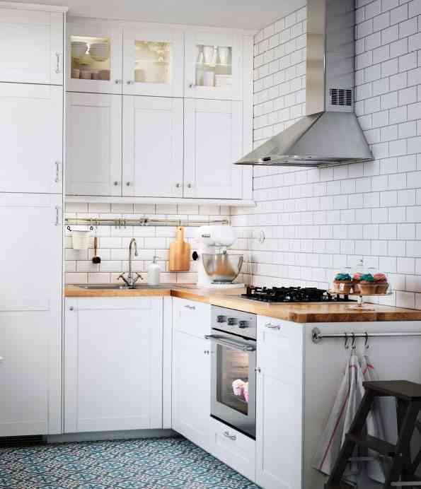 Aprende a hacer peque as reparaciones en la cocina - Azulejos cocina ikea ...