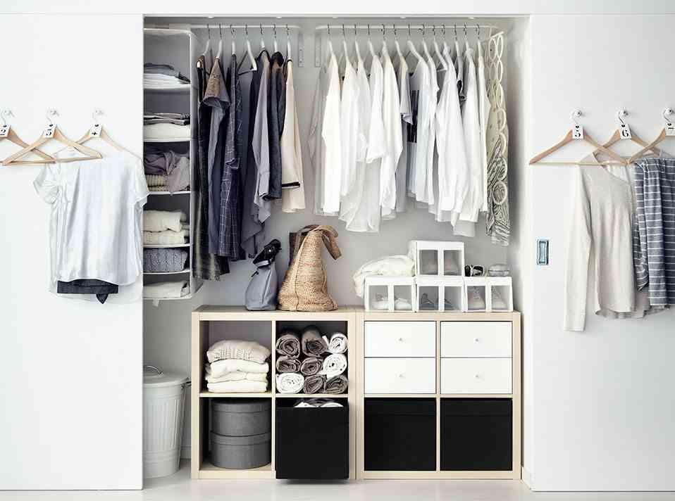 cambiar tu armario Ikea interior