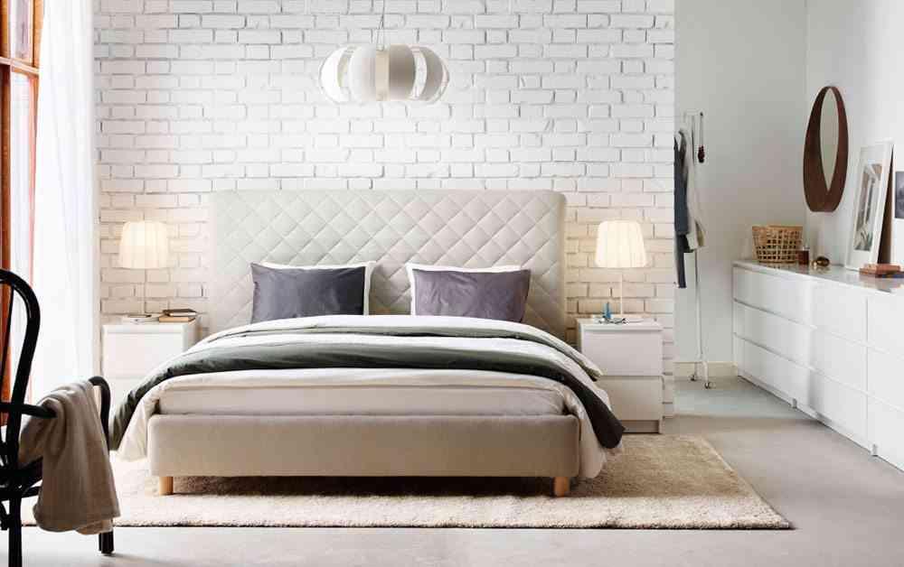 iluminar el dormitorio ikea luz ambiente