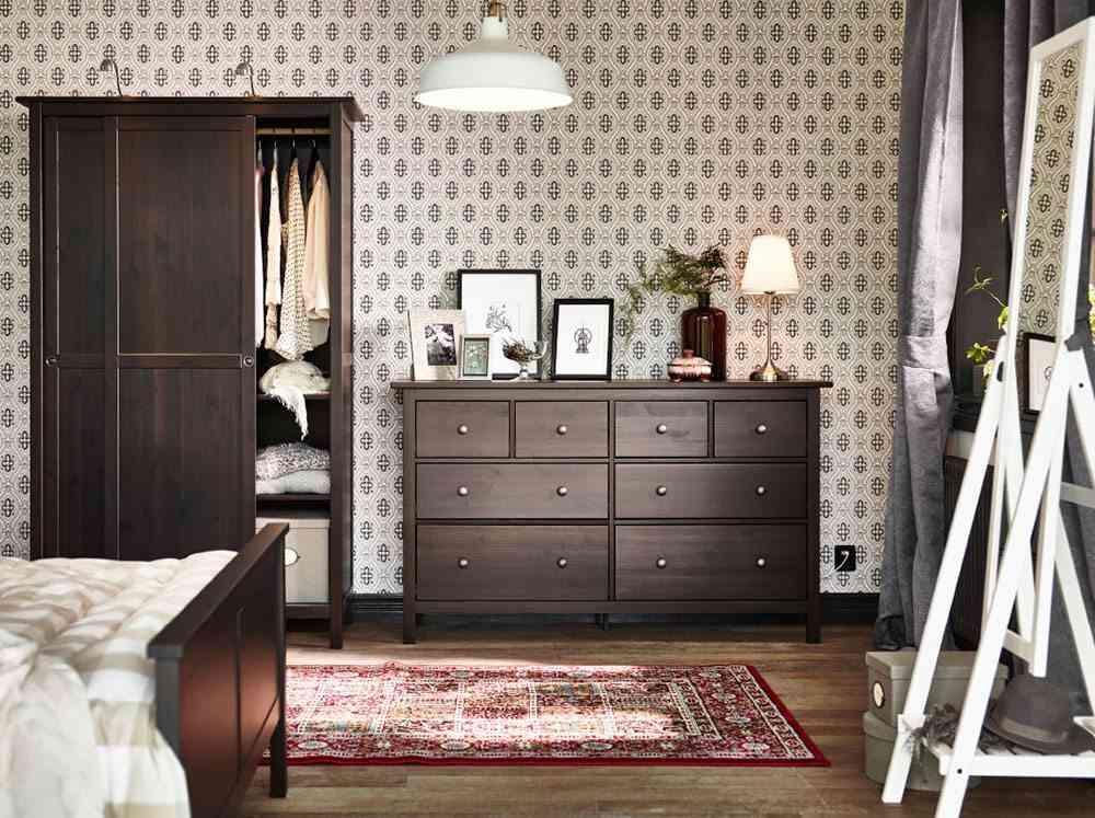 iluminar el dormitorio ikea luz general