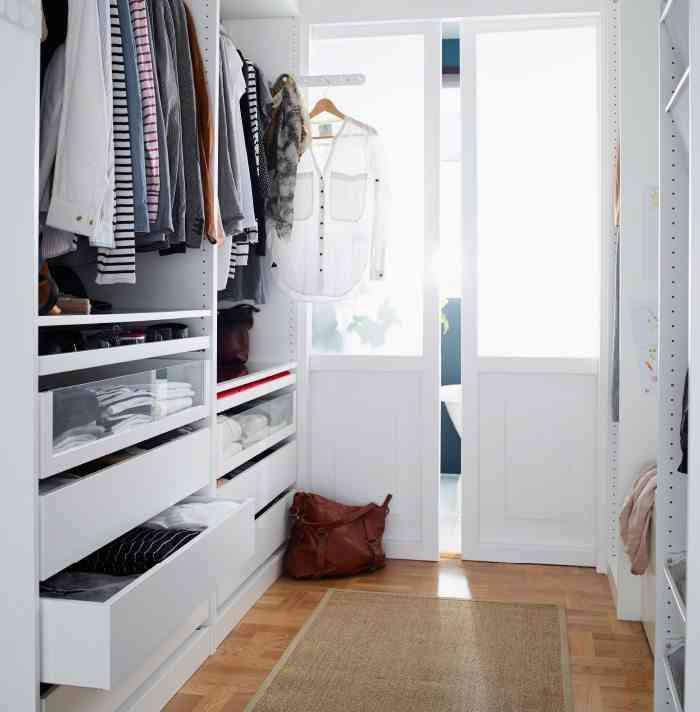 cambiar tu armario Ikea vestidor