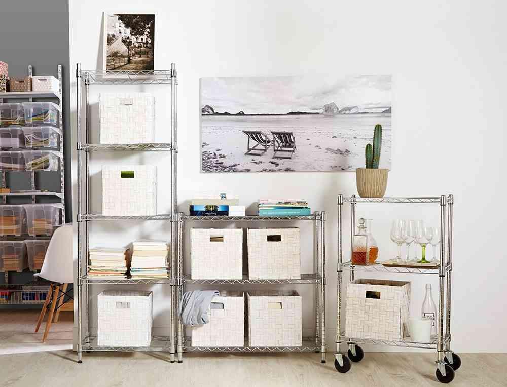 Elegir las mejores cajas para ordenar - Cajas madera leroy merlin ...