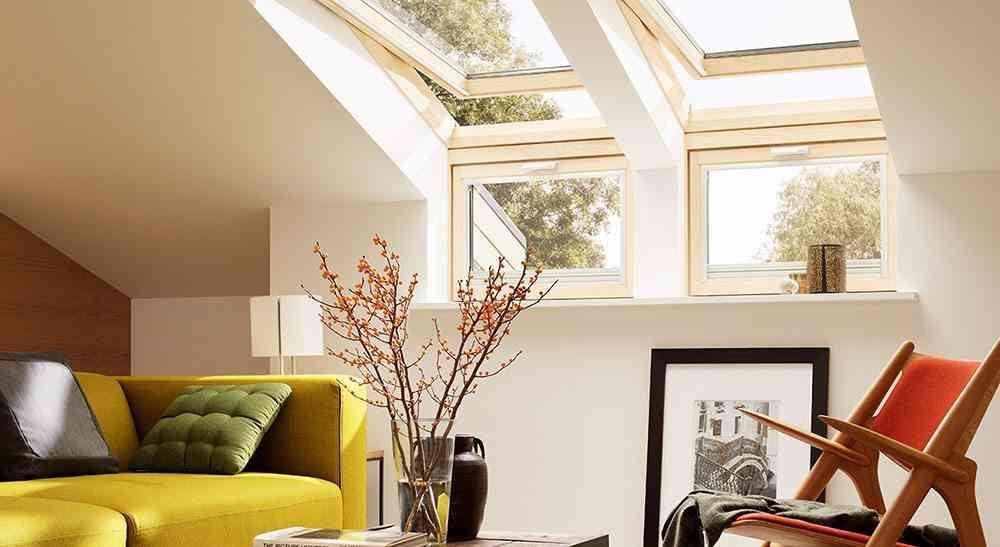 decorar la buhardilla livingroom estar velux