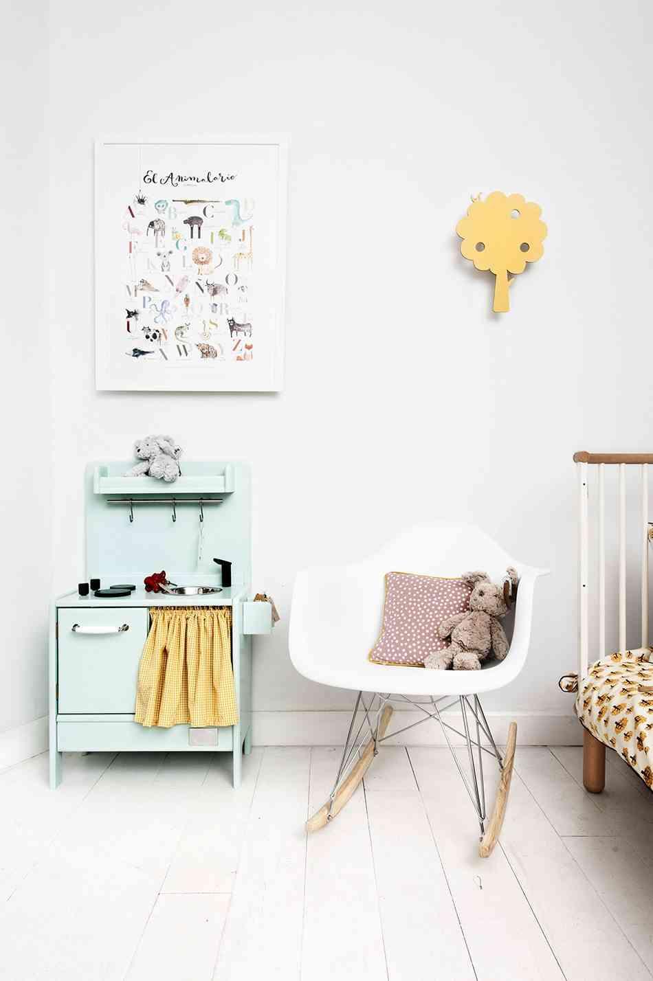 decorar las habitaciones infantiles MacarenaBilbao ambiente